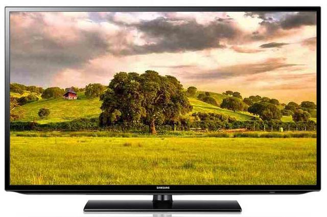 SAMSUNG UE40EH5300 - unboxing 40-calowego telewizora LED