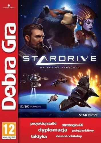 Techland Dobra Gra: Star Drive PC