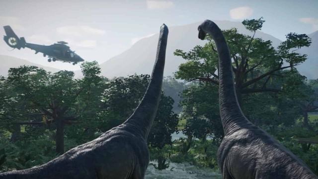 Jurassic World: Evolution - Zawsze chciałem mieć swój park z dinozaurami