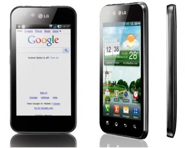 LG Swift Black P970 - prezentacja nowego smartfona
