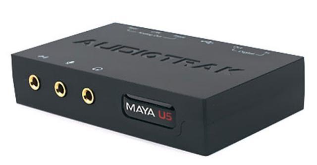 Audiotrak MAYA U5 - prezentacja zewnętrznej karty dźwiękowej