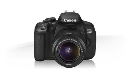 Canon EOS 650D - Nietuzinkowy Aparat Cyfrowy