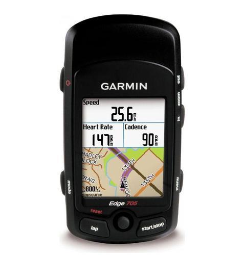 GARMIN EDGE 705 HR
