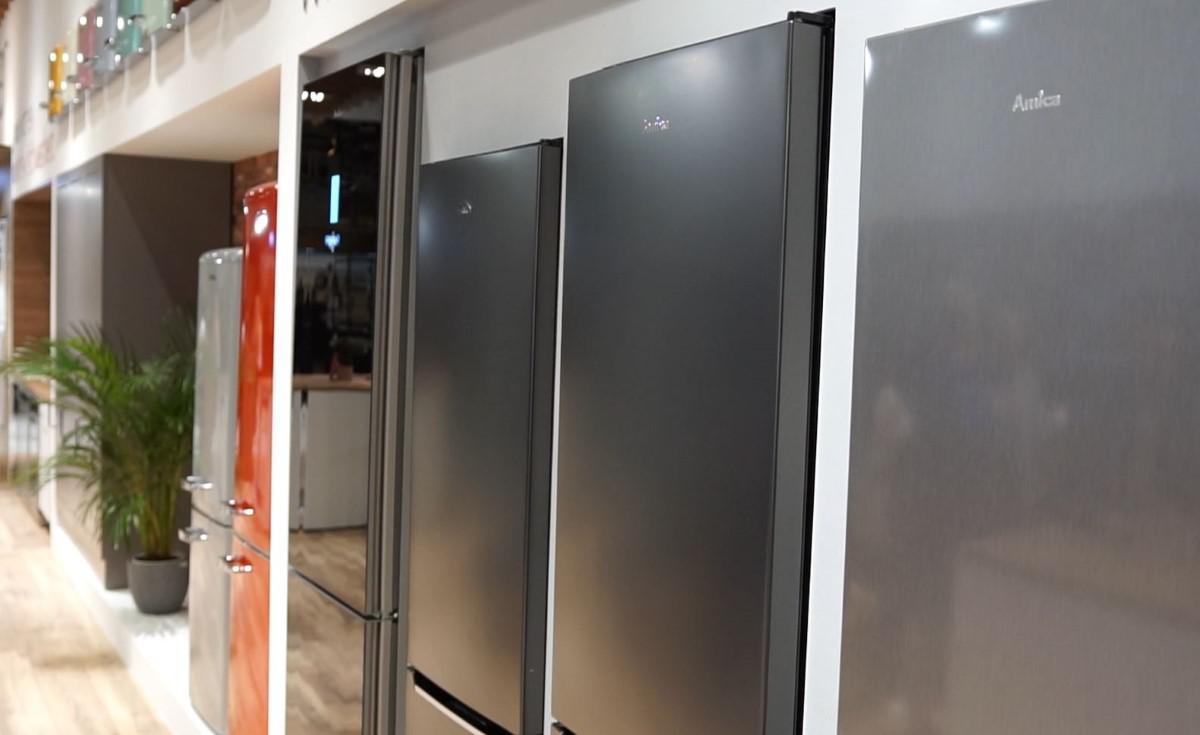 Amica lodówki Fresh System IFA 2019