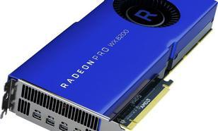 AMD Radeon Pro WX 8200 8GB HBM2 (100-505956)
