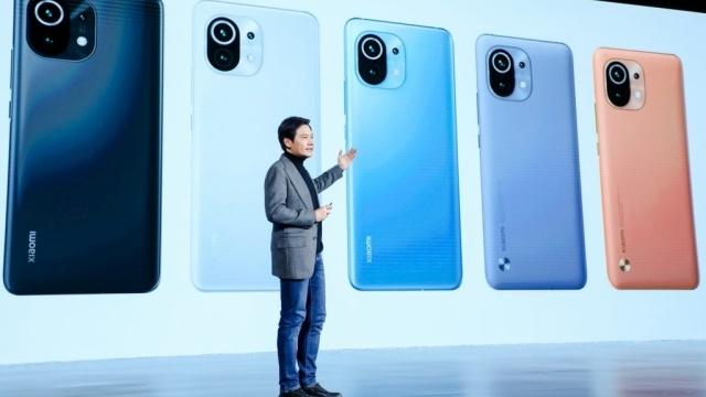 Xiaomi Mi 11 pojawił się w Chinach i na razie tylko tam