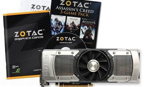 ZOTAC zapewnia podwójną dawkę wydajności z nowym GeForce GTX 690