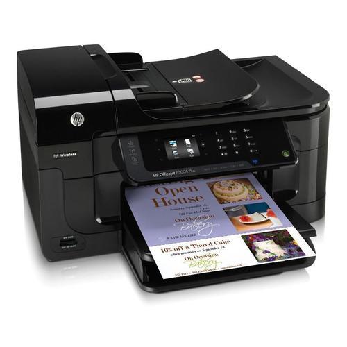 HP OFFICEJET PRO 6500A PLUS