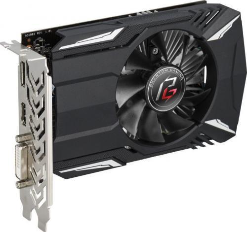 ASRock Phantom Gaming Radeon RX560 2G, 2GB, 1149 MHz, 6Gbps, DVI, DP,