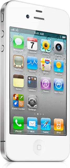 Biały iPhone 4 jest już dostępny