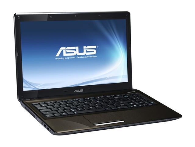 ASUS K52F - szybki i nowoczesny