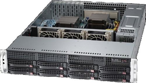 Supermicro SuperServer 6027R-TDARF SYS-6027R-TDARF