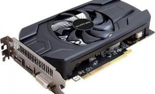 Sapphire Radeon RX 460 4GB GDDR5 (128 Bit) HDMI, DVI, DP (11257-11-20G)