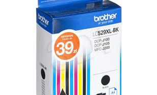 BROTHER Tusz Czarny LC529XLBK=LC-529XLBK, 2400 str.