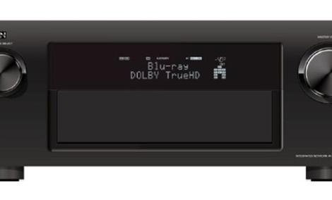 Denon AVR-X4100W - Amplituner Dla Wymagających