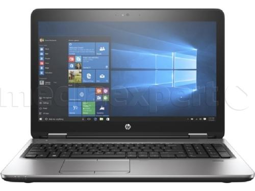 "HP ProBook 650 G3 15,6"" Intel Core i7-7820HQ - 8GB RAM - 512 GB SSD"