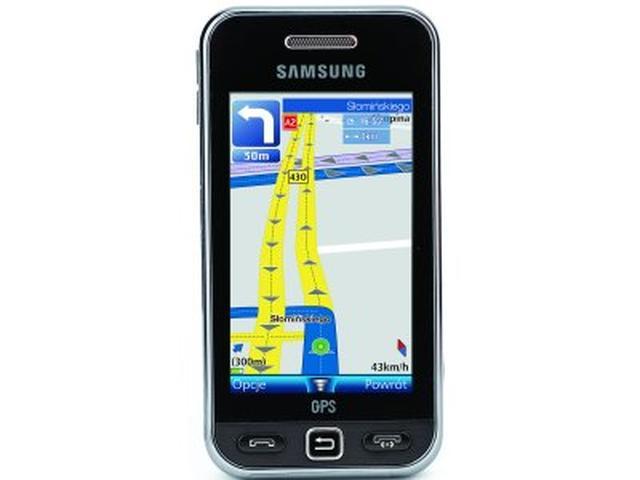 Samsung Avila GPS – popularny telefon ma teraz nawigację