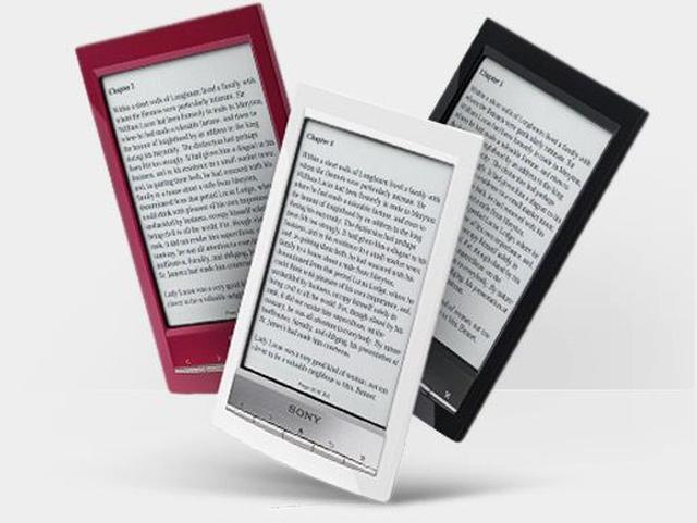 Sony PRS-T1 - popularny czytnik e-booków