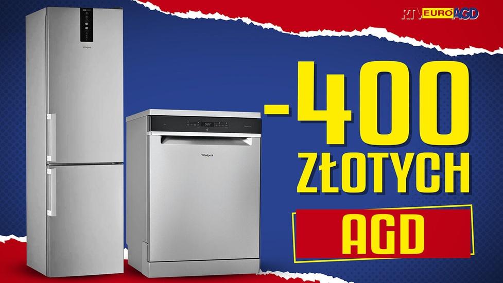 AGD taniej nawet o 400 złotych! Faktyczne promocje w sieci