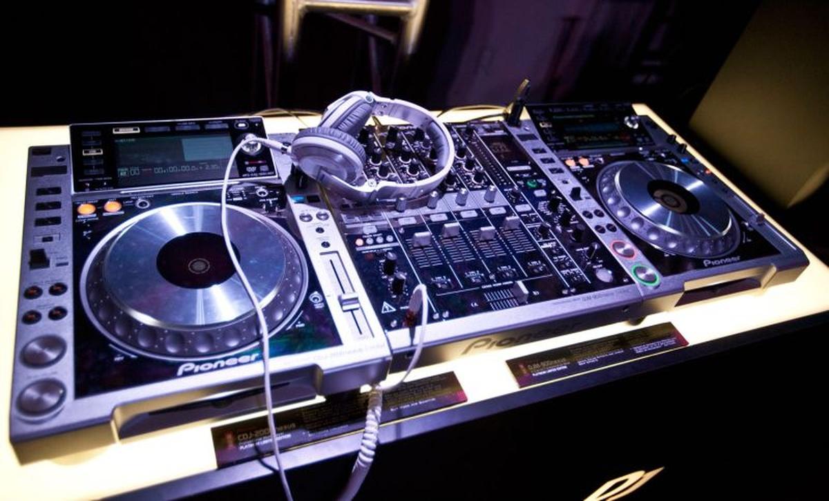 Ranking Mikserów DJ - Czerwiec 2015