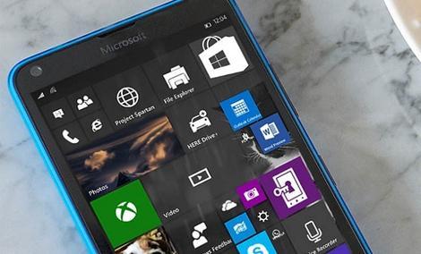 Nie dla Wszystkich Mobilny Windows 10…