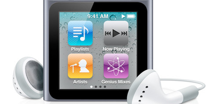 Apple iPod Nano 6G z Multi-Touch