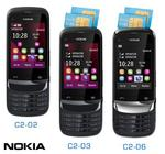 Klawiaturą lub poprzez dotyk, czyli Touch&Type. Trzy nowe modele Nokii: C2-02, C2-03 i C2-06