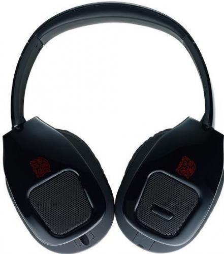 Thermaltake eSports Sybaris BT 4.0 Black (HT-SYB-ANECBK-11)