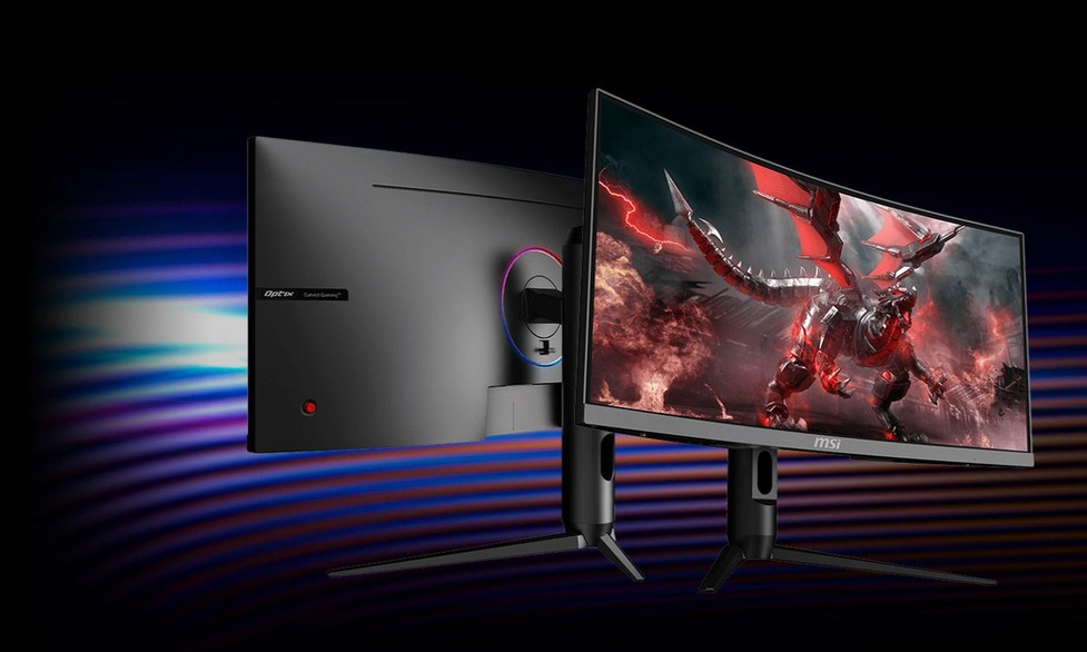 Optix MAG301CR2 - Nowy panoramiczny monitor MSI