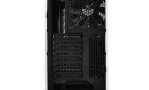 Thermaltake Armor Revo Snow Edition USB3.0 eSATA Window HDD Dock (140mm 3x200mm, LED), biała