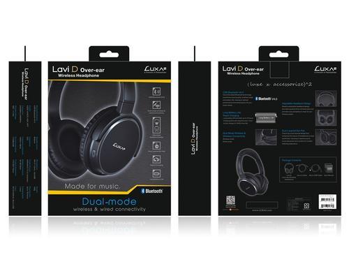 Thermaltake LUXA2 słuchawki Lavi D (bluetooth, mikrofon, 16h grania)