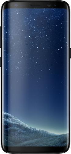 Samsung Galaxy S8+ Midnight Black (SM-G955F) - KAMERA SPORTOWA+GUARD W ZESTAWIE