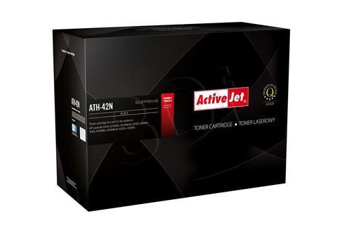ActiveJet ATH-42N czarny toner do drukarki laserowej HP (zamiennik 42A Q5942A) Supreme