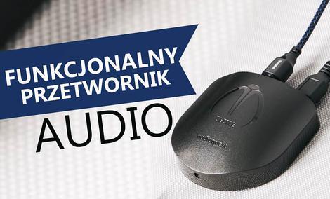Funkcjonalny Przetwornik Audio - Recenzja Audioquest Beetle