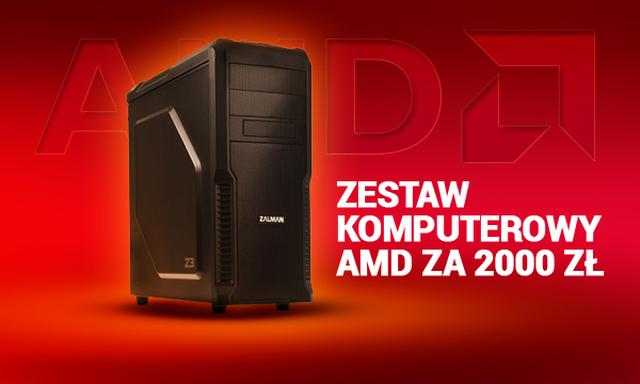 Zestaw Komputerowy AMD Za 2000 zł
