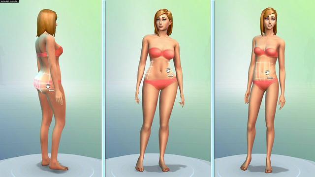 Baseny The Sims 4