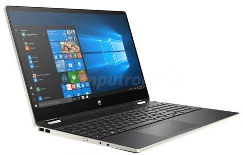 HP Pavilion x360 15-dq0014nw (7PY51EA)- Złoty - 12GB