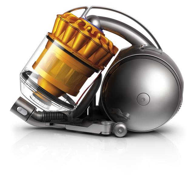 Żadnych zbędnych ruchów: Dyson przedstawia pierwszy odkurzacz cylindryczny z technologią Ball