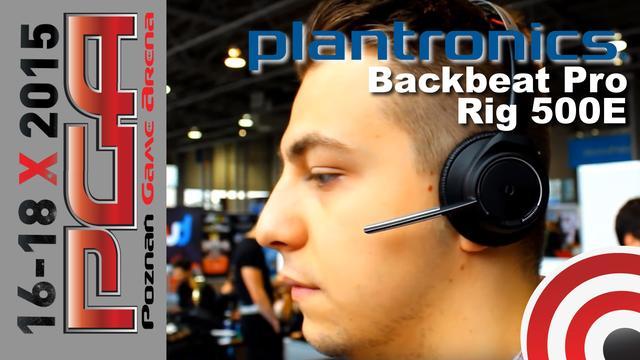 Słuchawki Plantronics, Które Wiedzą, że są na Twojej Głowie