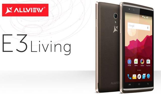 Allview E3 Living - Niedrogi Smartfon Wchodzi na Nasz Rynek