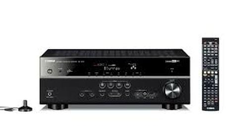 Yamaha RX-V475 - amplituner zapewniający świetny dźwięk