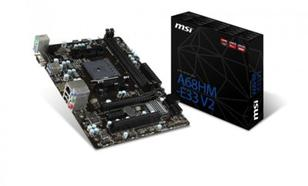 MSI A68HM-E33 V2 FM2+ A68HM 2DDR3/HDMI/uATX