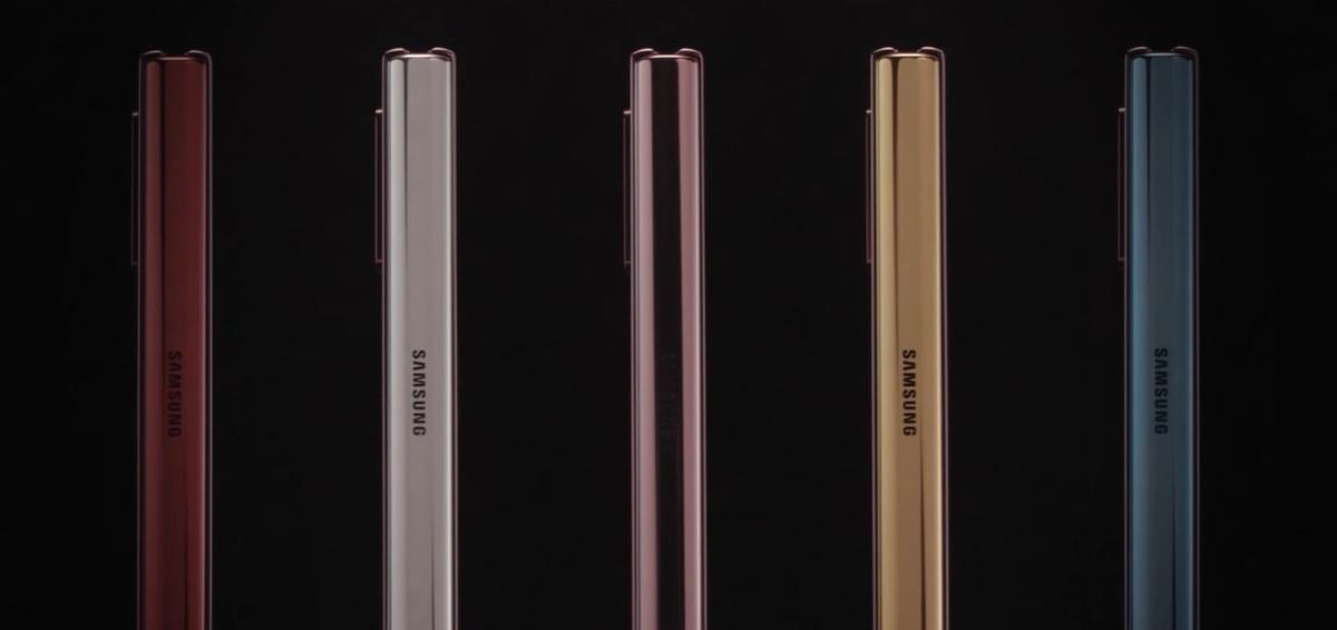 Cztery kolory grzbietu pozwolą spersonalizować urządzenie