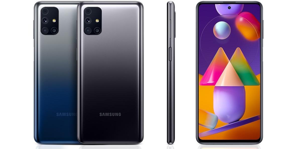 Samsung Galaxy M31s pozwoli na długą pracę bez ograniczeń kabla