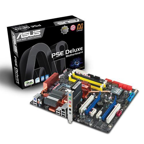 Asus P5E Deluxe