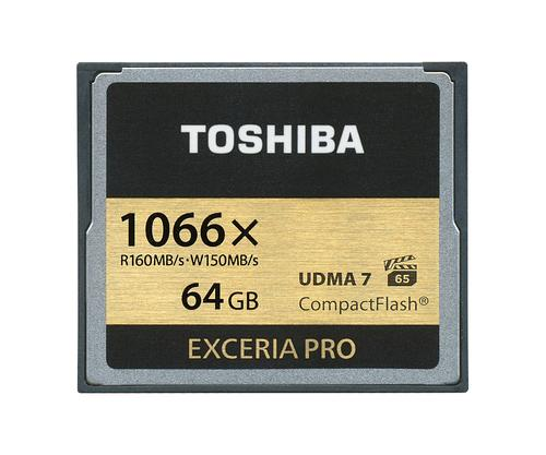 Toshiba Exceria PRO Compact Flash