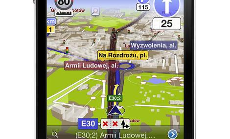 Nowa AutoMapa iOS 3.2 już w AppStore!