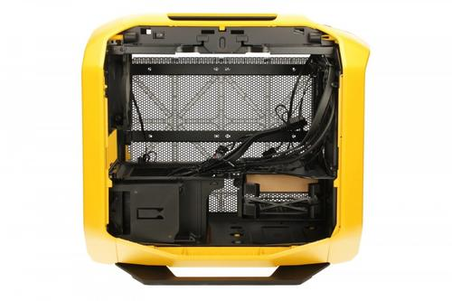 Corsair Graphite 380T YELLOW USB3.0 Mini ITX