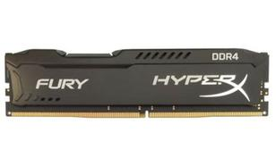 HyperX DDR4 HyperX Fury Black 4GB/2400 CL15