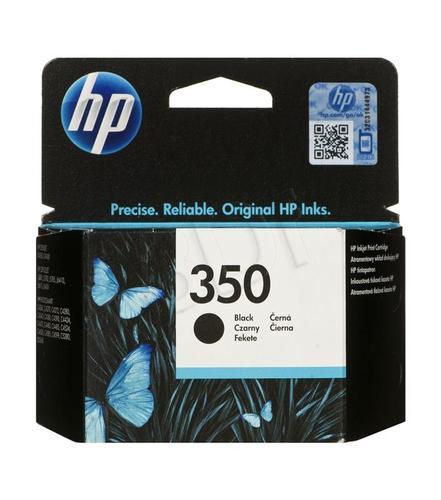 HP Tusz Czarny HP350=CB335EE, 200 str., 4.5 ml